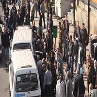"""في دمشق.. بدء تجريب جهاز """"GPS"""" لمراقبة السرافيس"""